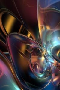 Vorschau 3D Abstrakt! Handy Logo