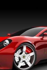 Vorschau Ferrari Handy-Logo