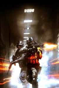 Vorschau Battlefield 3 Handy Logo