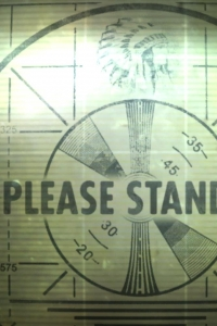 Vorschau Please stand by Handy Logo
