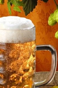 Vorschau Ein echtes Bier Handy Logo