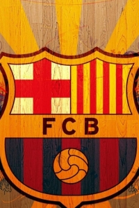 Vorschau FC Barcelona Handy Logo