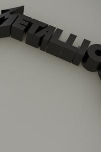 Vorschau Metallica Logo Handy Logo