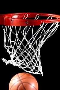 Vorschau Basketball Handy Logo