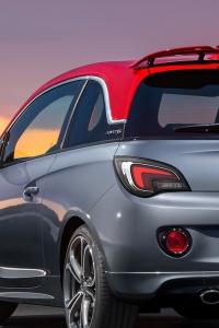 Vorschau Opel Adam S 2015 Handy Logo