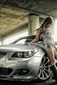 Vorschau BMW Mädchen Handy-Logo