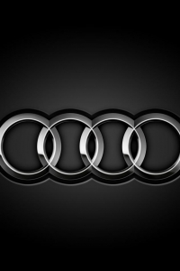 Vorschau Audi Logo Handy-Logo