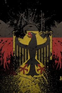 Vorschau Wappen - Deutschland Handy-Logo