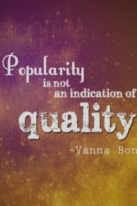Vorschau Popularity Quality Handy-Logo
