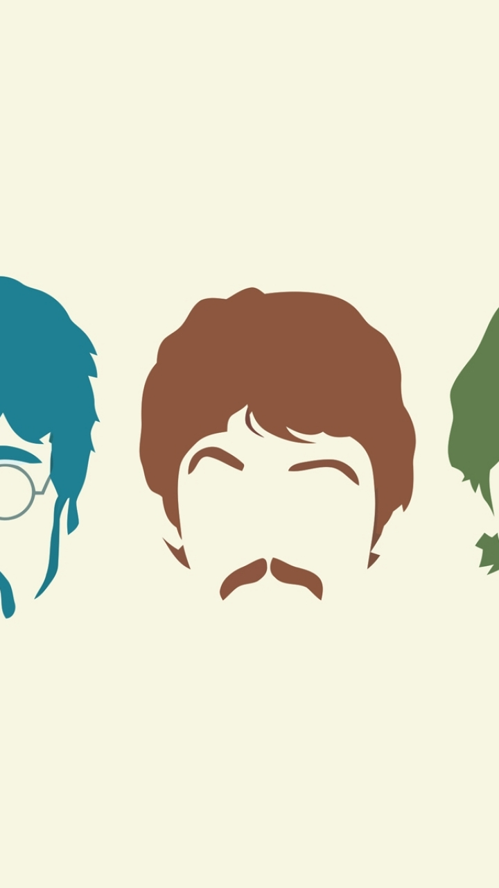 Beatles K 246 Pfe Handy Logo Kostenlos Hintergrundbild Auf