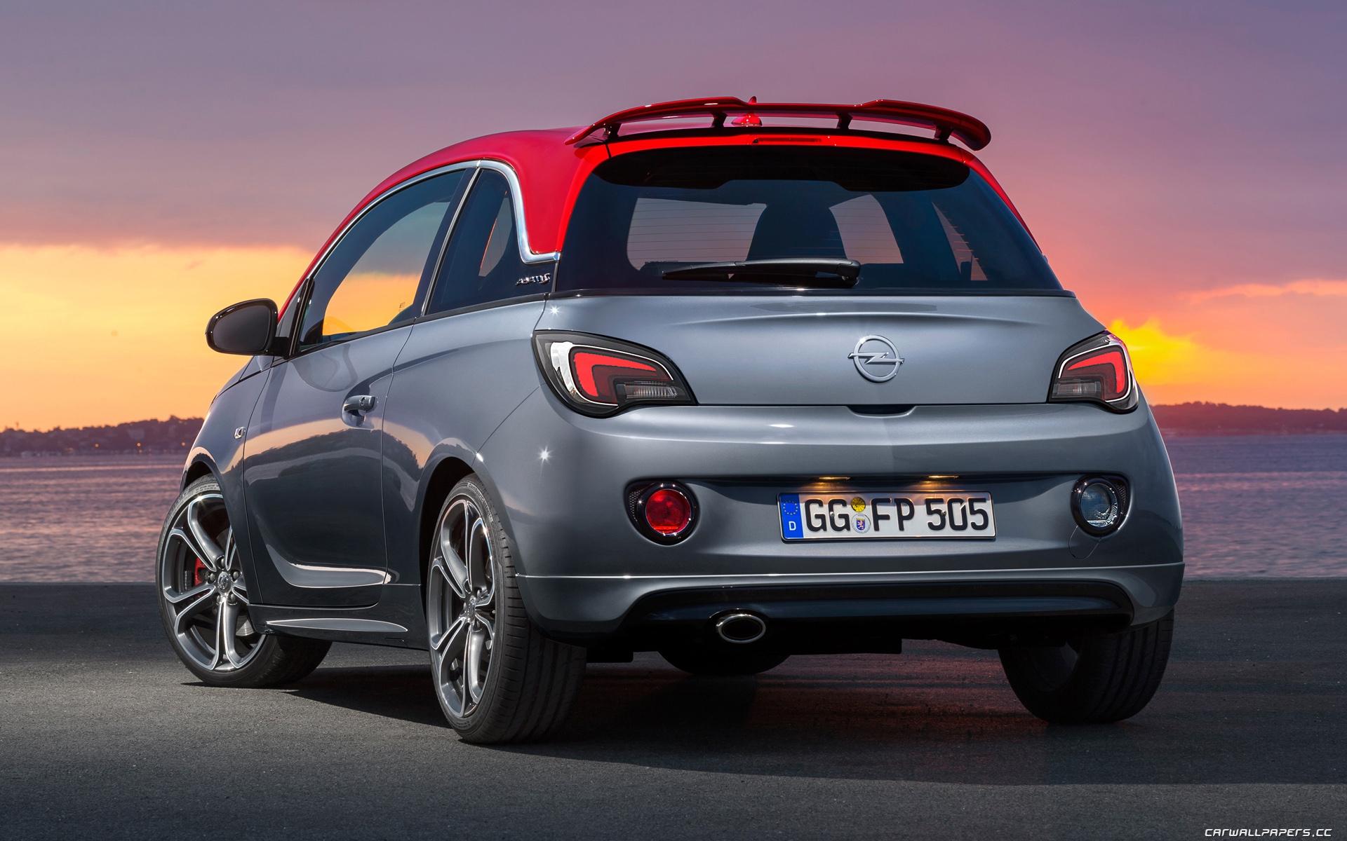 Opel Adam S 2015 Handy Logo Kostenlos Hintergrundbild Auf